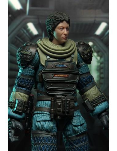 Lambert (Compression Suit). Alien...