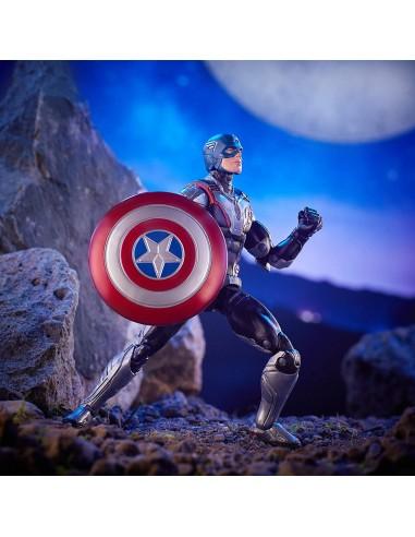 Captain America (Avengers Endgame)....