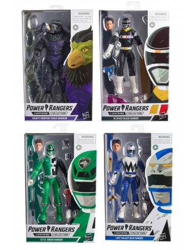 Power Rangers Lightning Collection...