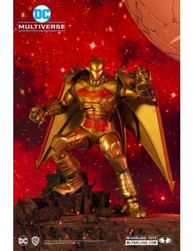 Batman Hellbat Suit (Gold Edition)....