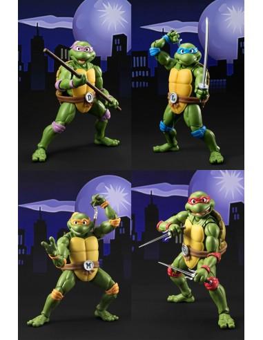 Ninja Turtles Pack. SH Figuarts