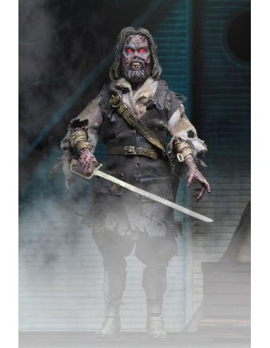 Captain Blake. Retro Action. The Fog