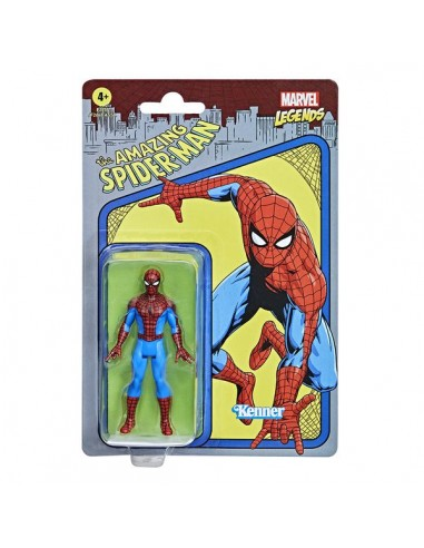 Spider-Man. Marvel Legends Retro