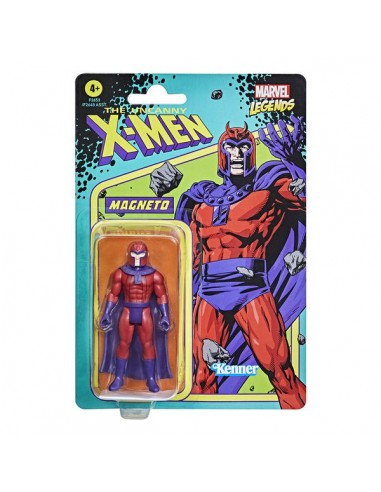 Magneto. Marvel Legends Retro