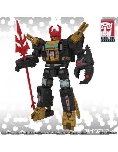 Titan Black Zarak. Transformers...
