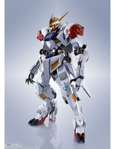 Gundam Barbatos Lupus. Metal Robot...