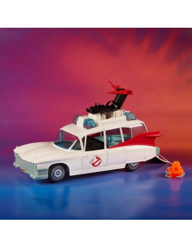 ECTO-1. The Real Ghostbusters Kenner...