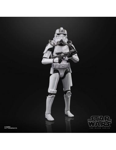 Imperial Rocket Trooper. The Black...