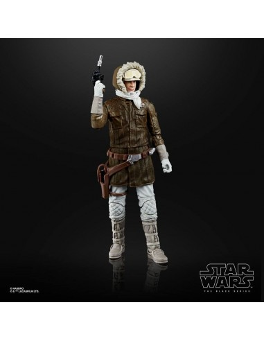 Han Solo (Hoth). The Black Series...