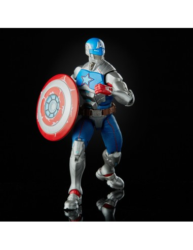 Civil Warrior (With Shield). Marvel...