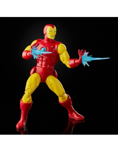 Tony Stark (AI). Marvel Legends Series