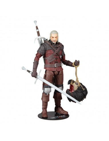 Geralt of Rivia (Wolf Armor). The...