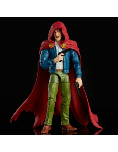 Marvel´s The Hood. Marvel Legends...