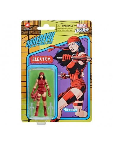 Elektra. Marvel Legends Retro