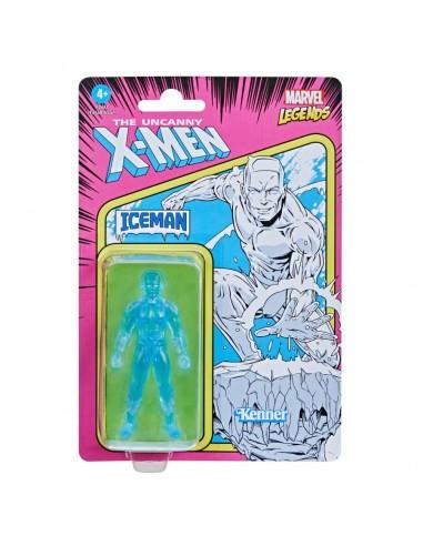 Ice-Man. Marvel Legends Retro