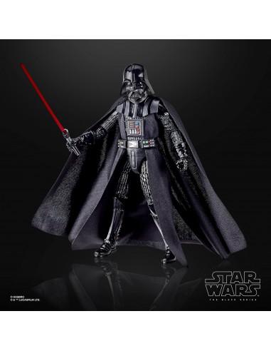 Darth Vader. The Black Series. Star Wars