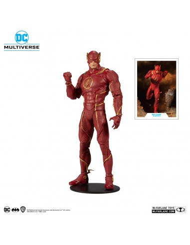 The Flash. Injustice 2. DC Multiverse
