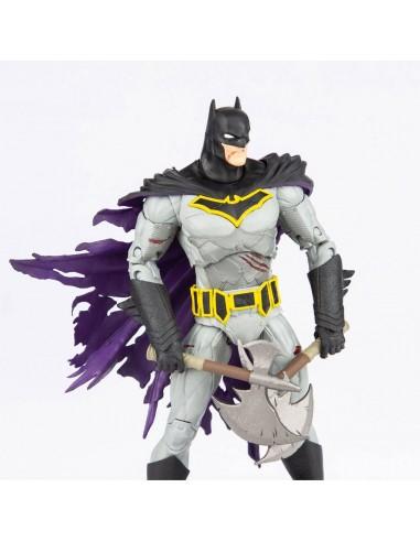 Batman with Battle Damage (Dark...