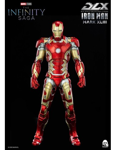 Iron Man Mark 43 1/12 DLX. The...