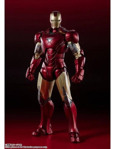 Iron Man Mark 6 (Battle of New York...