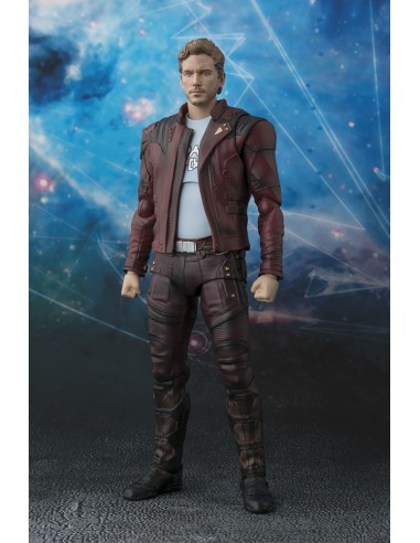 Star Lord. SH Figuarts. Guardians of...