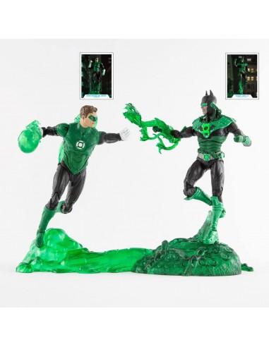 Batman Earth-32 & Green Lantern. DC...
