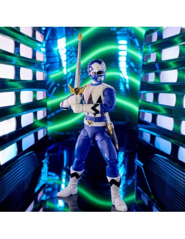Lost Galaxy Blue Ranger. Power...