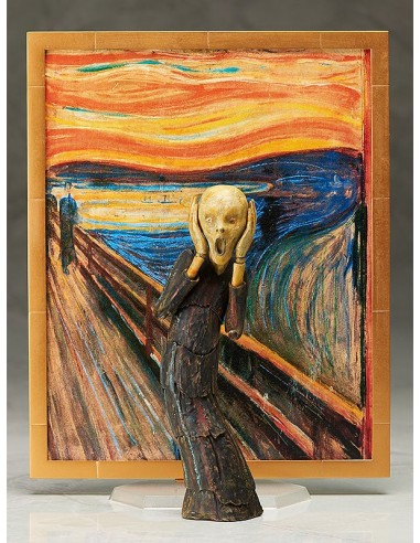 The Scream. The Table Museum. Figma.