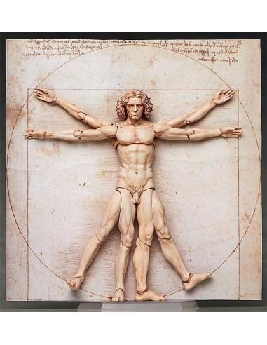 Vitruvian Man. The Table Museum. Figma.