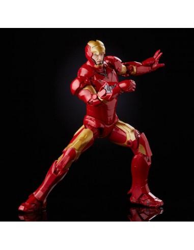 Iron Man Mark III. Marvel Legends...