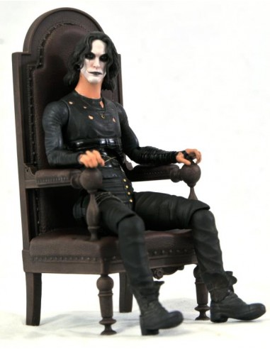 Deluxe Eric Draven in Chair SDCC...