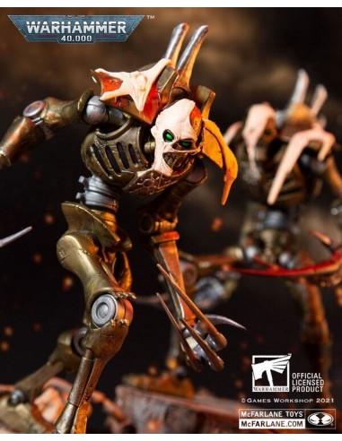 Necron Flayed One. Warhammer 40k