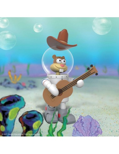 Sandy Cheeks Ultimates. Sponge Bob