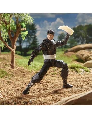 Mighty Morphin Ninja Black Ranger....