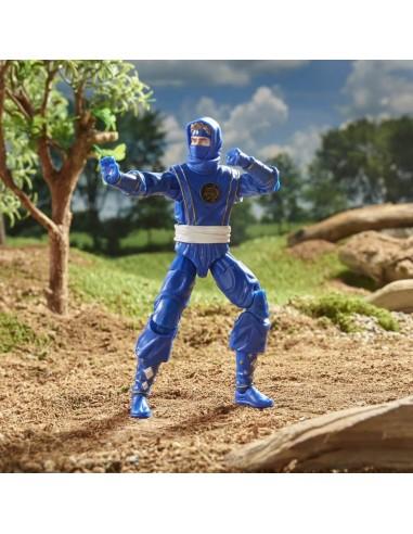 Mighty Morphin Ninja Blue Ranger....