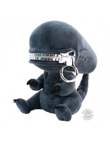 Alien Zippermouth Xenomorph Plush.