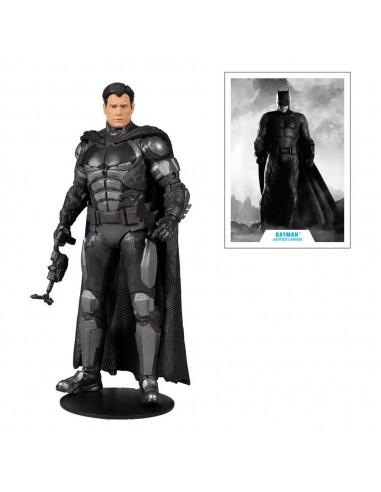Batman (Unmasked). Justice League