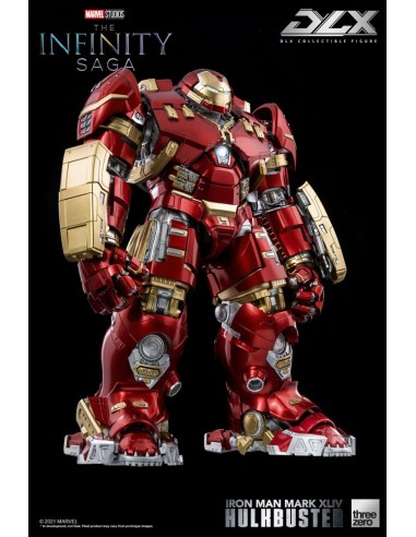 Iron Man Mark 44 Hulkbuster 1/12 DLX....