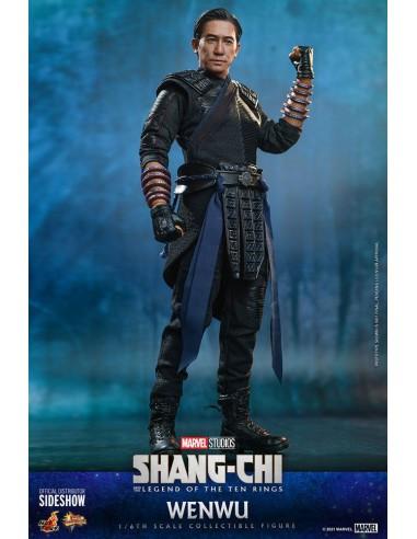 Wenwu 1/6. Movie Masterpiece Series....