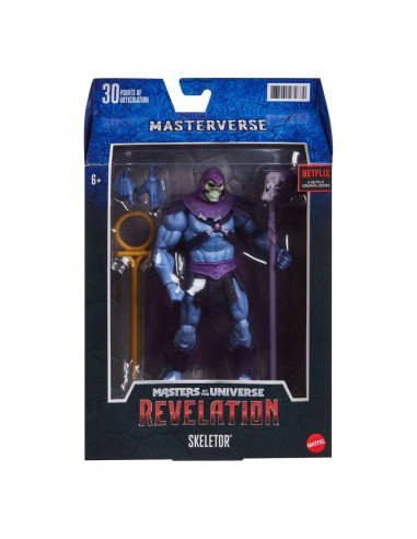 Skeletor. Masters of the Universe...