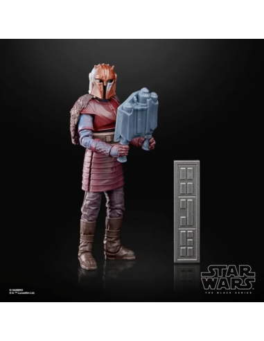 The Armorer. The Black Series Credit...