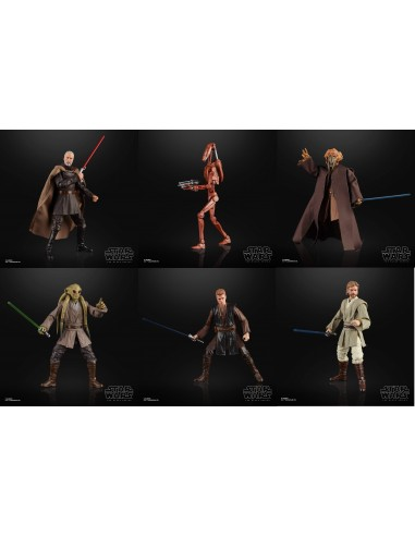 Star Wars Black Series Collection...